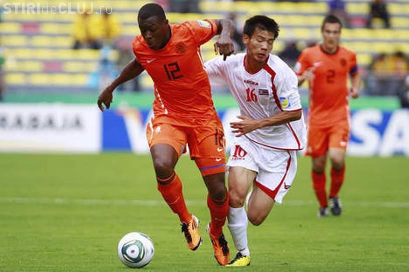 U Cluj a adus un jucător crescut la Ajax
