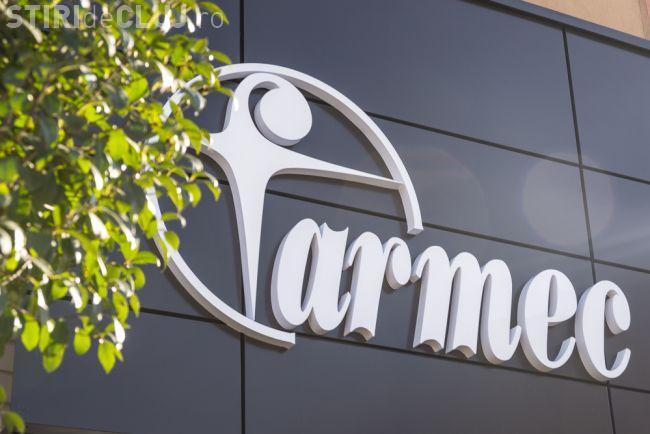 Vânzările Farmec au crescut cu peste 6% în prima jumătate a anului