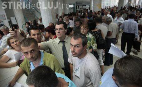 Somajul creste la Cluj! 2.000 de angajati din primarii pleaca acasa pana in 1 octombrie