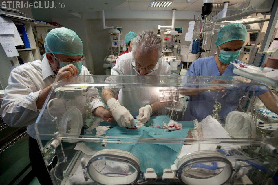 Spitalul de Copii Cluj a primit aparatură medicală de ultima generaţie