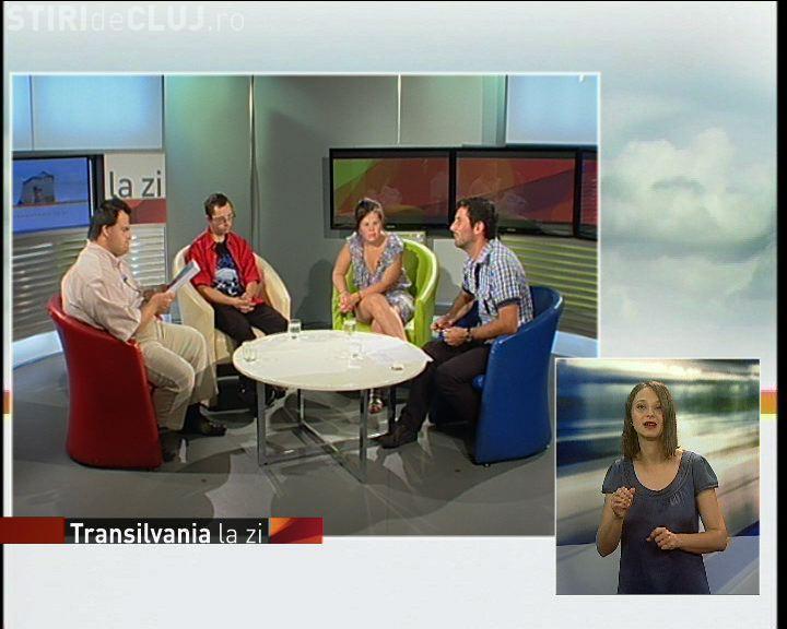 Premieră în media din Europa! Tineri cu sindromul Down vor realiza o emisiune la Cluj