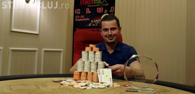 Un ziarist din Cluj a câștigat 20.000 de euro la un turneu de poker