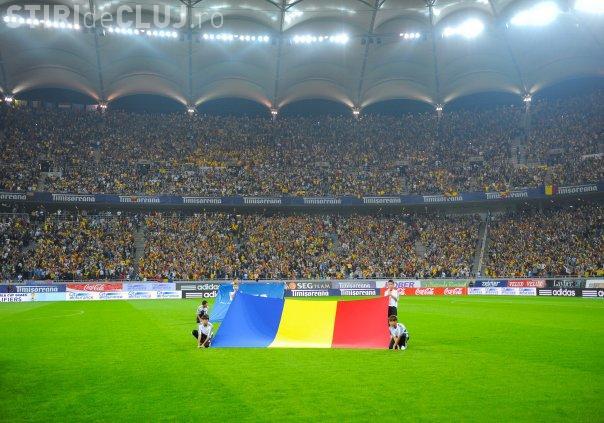 FRF lansează noul imn al suporterilor români. Cum ți se pare?