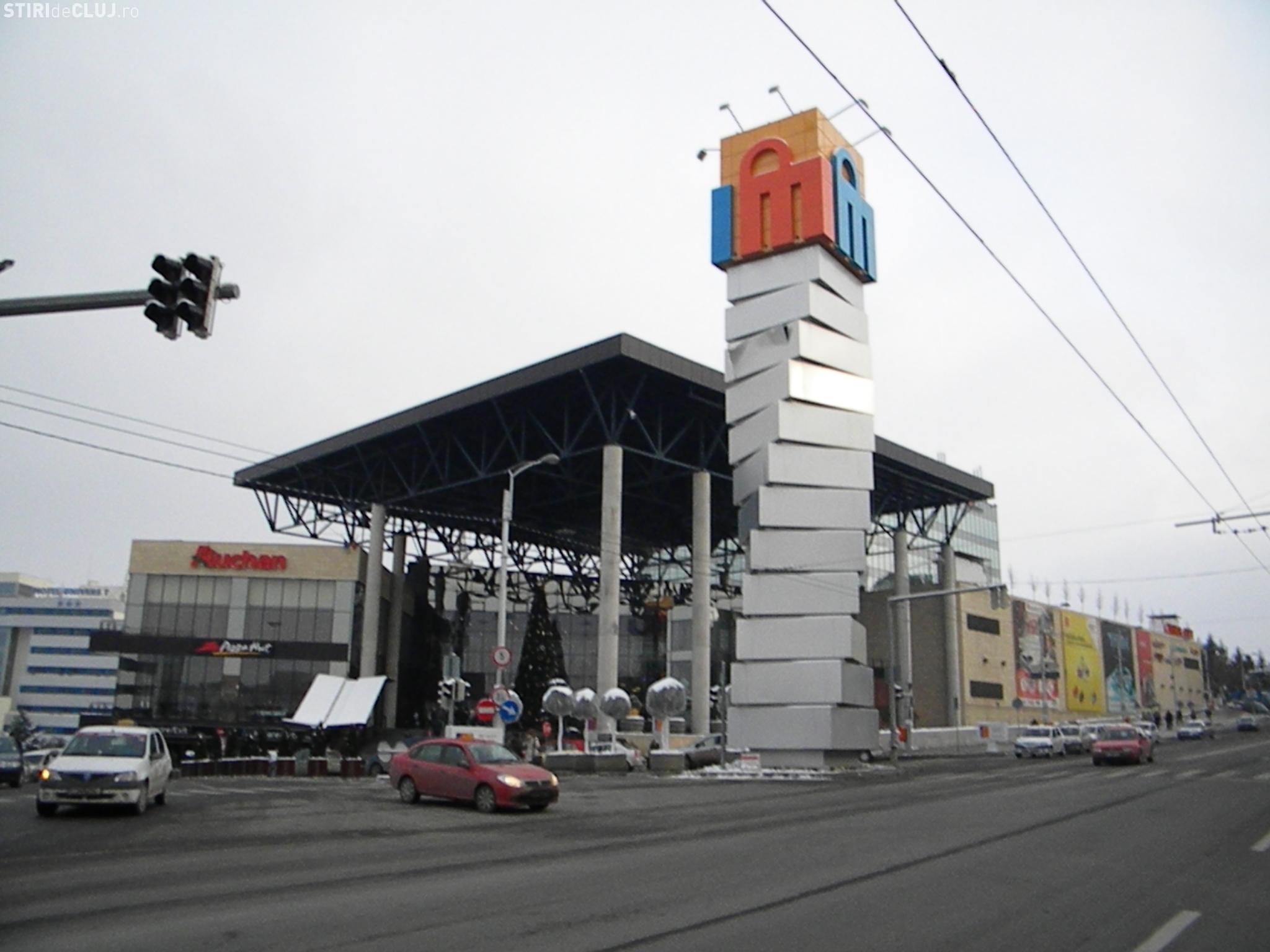 Sistemul de semaforizare instalat de Iulius Mall Cluj are o EROARE fatală