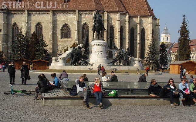 Câți turiști atrage Clujul? Ne depășesc Târgu Mureş și Arad