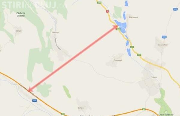 DN 1 se leagă de Autostrada Transilvania, la Mărtinești! Centura orașului Turda este licitată