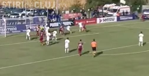 CFR Cluj merge mai departe în Cupa României. A bătut cu 2-0 la Viitorul Axintele acasă REZUMAT VIDEO