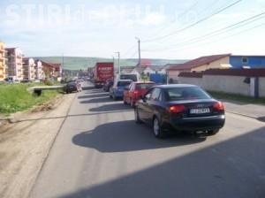Trafic bară la bară în Florești! Care sunt orele de COȘMAR și care e soluția Primăriei?