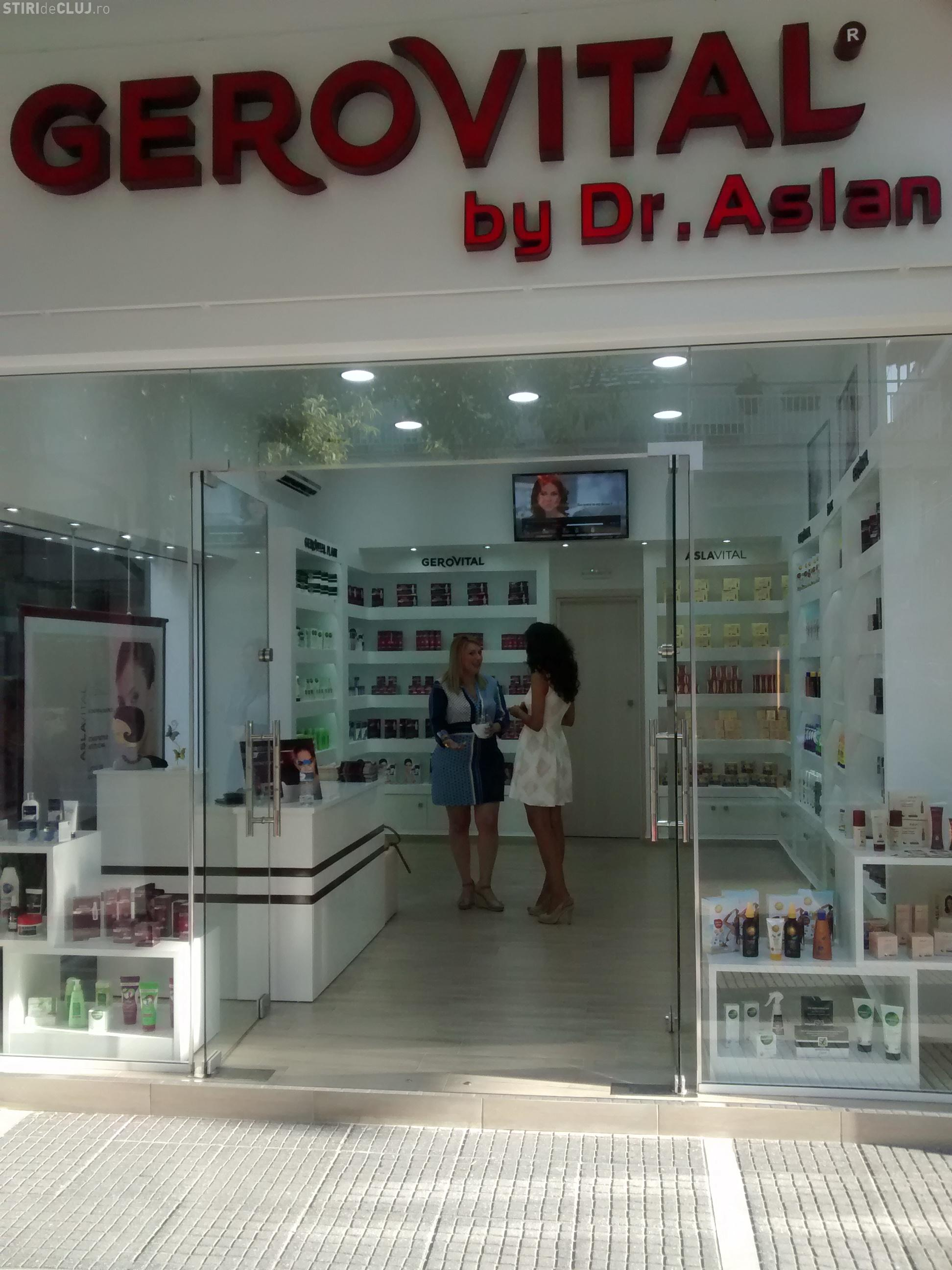 Compania clujeană Farmec inaugurează un nou magazin în Grecia, la Katerini (P)