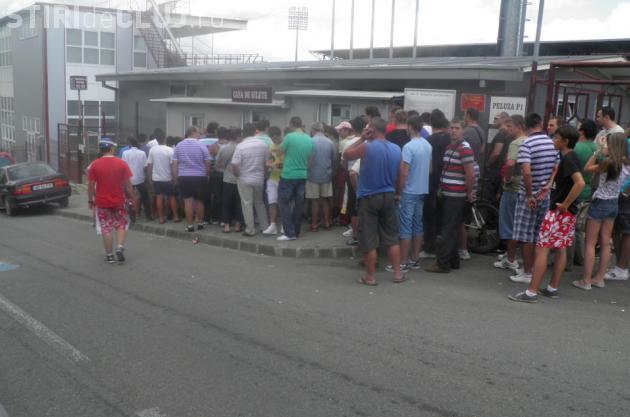 CFR Cluj va vinde bilete la meciul cu U Cluj