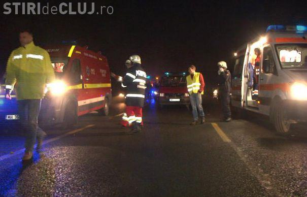 Accident TERIBIL în Apahida! A lovit două TINERE pe trecerea de pietoni