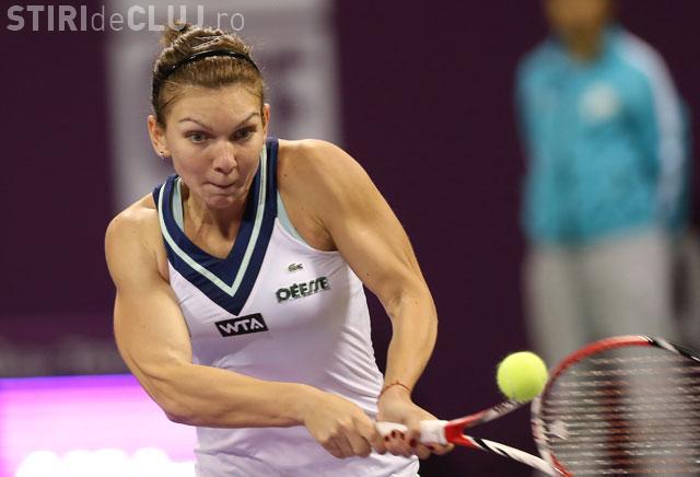 Simona Halep a câștigat primul meci de la Turneul Campioanelor