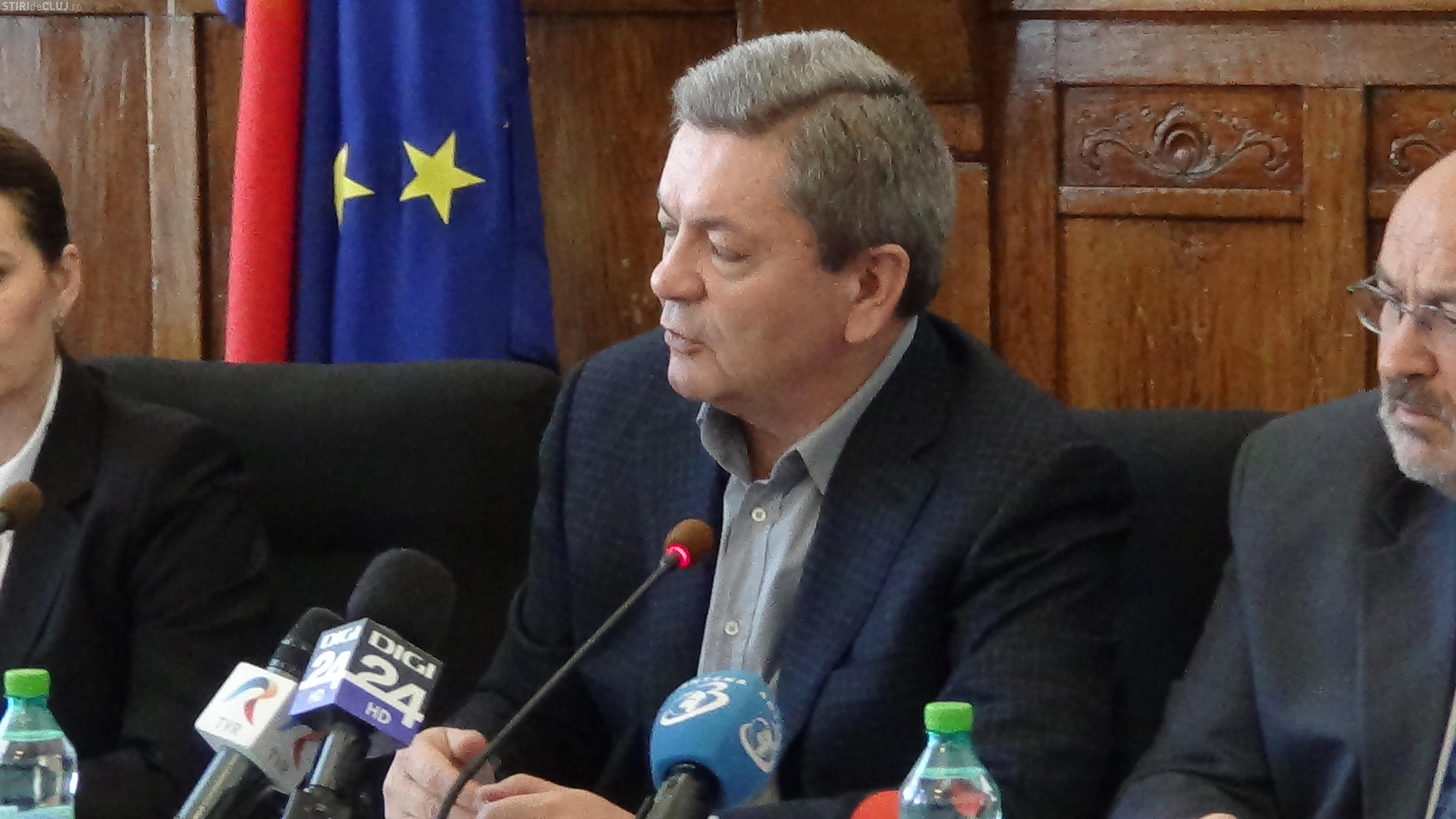 Ioan Rus: Trebuie să legăm Moldova de Transilvania. Acolo sunt zone subdezvoltate