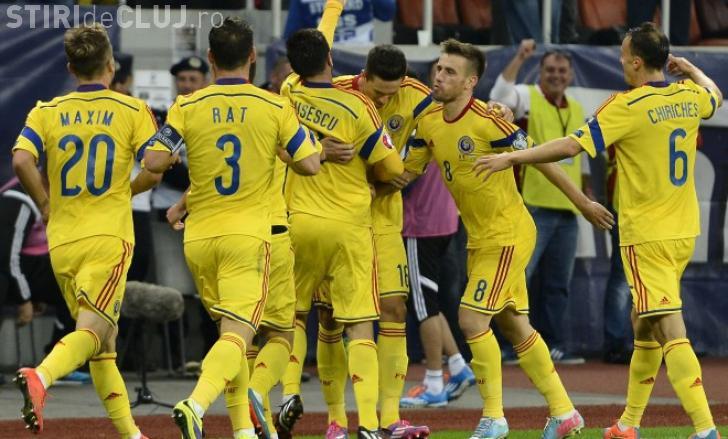 Rezultat AMAR pentru naționala României în meciul cu Ungaria. Pițurcă dă vina pe arbitraj REZUMAT VIDEO