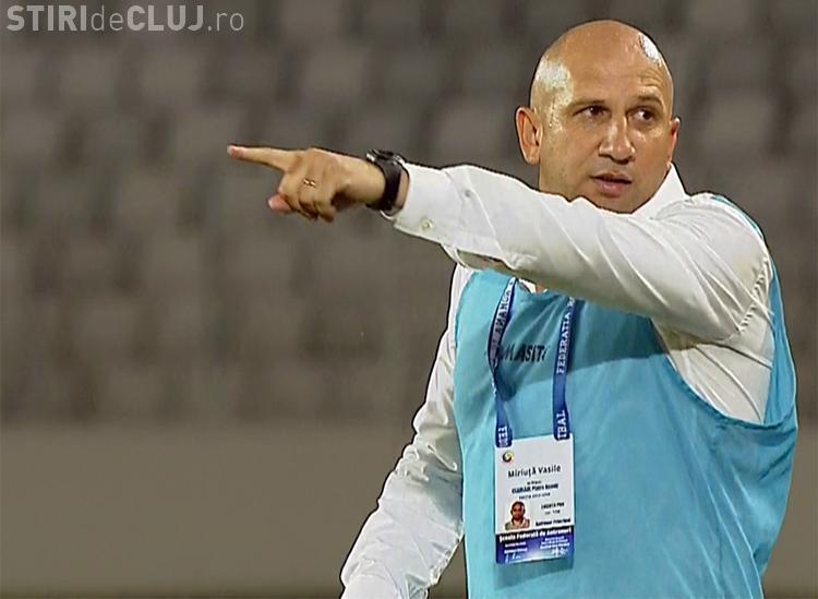 """Vasile Miriuţă după ce a învins pe Dinamo: """"Plătiţi salariile, aduceţi doi jucători şi mă bat cu Steaua la titlu"""""""