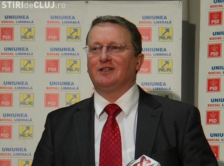 Șeful PSD Cluj, Remus Lăpușan, a participat la Știri de Cluj LIVE: Ponta e preferat mai mult de femei