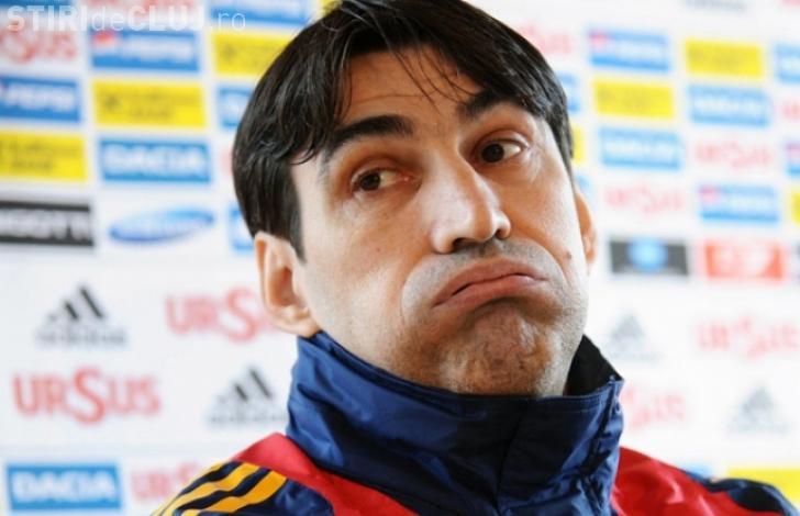 Cu cine vrea conducerea FRF să îl înlocuiască pe Victor Pițurcă la națională