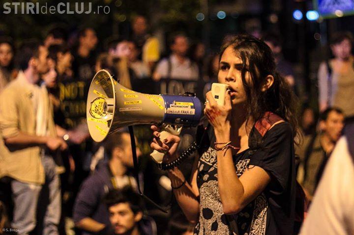 Tribunalul Cluj UCIDE spiritul CIVIC. A ieșit în stradă să Salveze Roșia Montană și acum e pedepsită