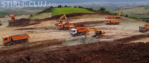Constructorul Autostrăzii Transilvania, Umbrărescu, se plânge că nu primește bani pentru ce a lucrat