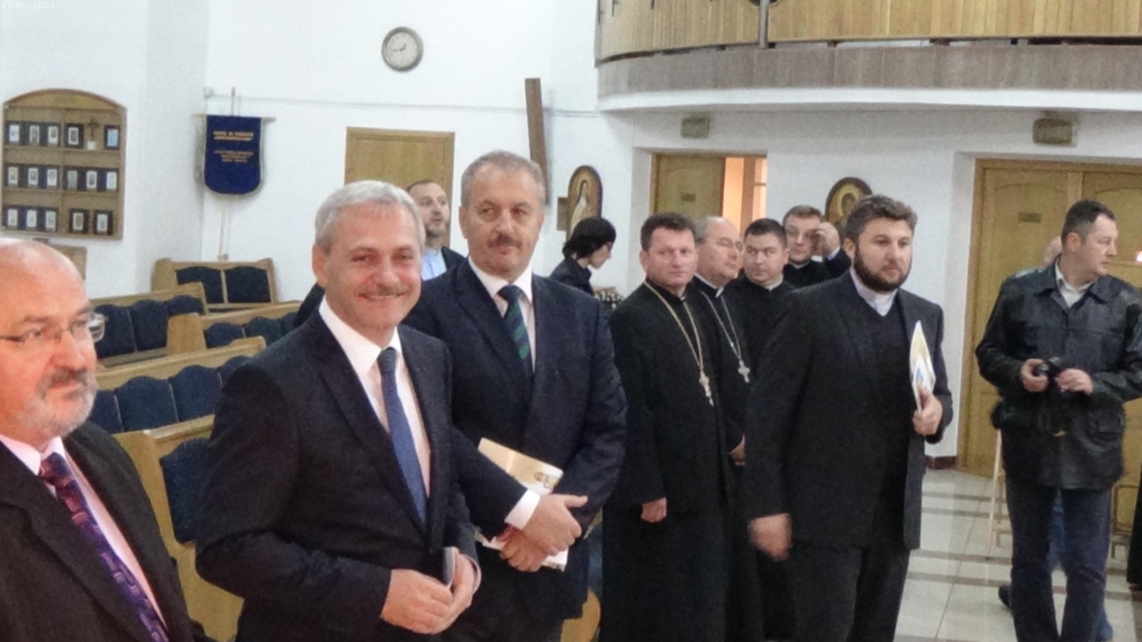 Liviu Dragnea despre catedrala din Piața Cipariu: Guvernul va sprijini construcția! Clujul e un MODEL
