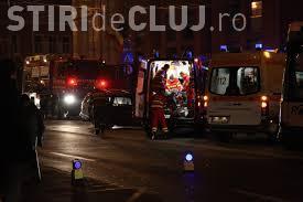 Accident GRAV pe Calea Mănăștur! Vizibilitatea redusă și ploaia fac victime