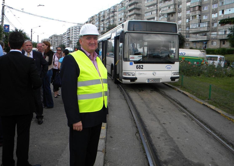 Liviu Neag, șeful Companiei de Transport, a vorbit despre TRAFICUL clujean - EMISIUNE ÎNREGISTRATĂ