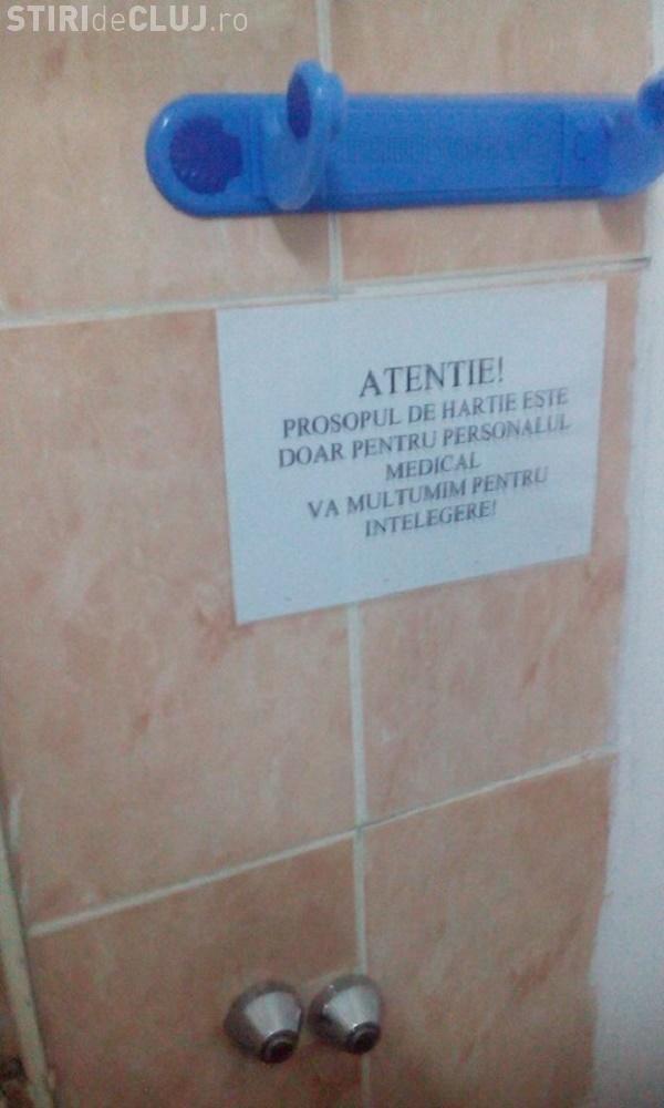 Anchetă la Clinica Pediatrie 3 Cluj, după ANUNȚUL RUȘINII. Ce spune directorul?