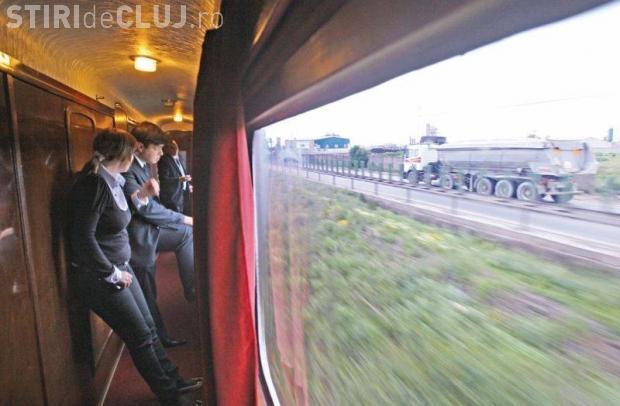 Bombă de 500 kilograme descoperită într-un tren din Ungaria. Traficul feroviar către România a fost afectat