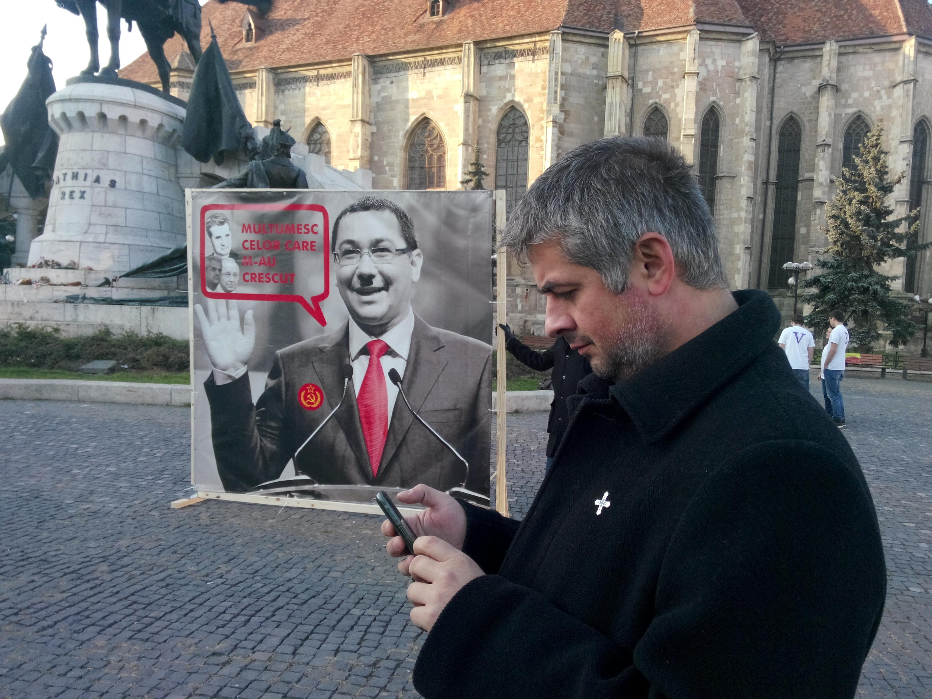TSD Cluj îi solicită demisia lui Valentin Lungu, directorul Hotel Univers T - FOTO