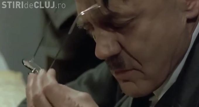 Parodie cu Hitler despre traficul Floresti - Cluj - VIDEO