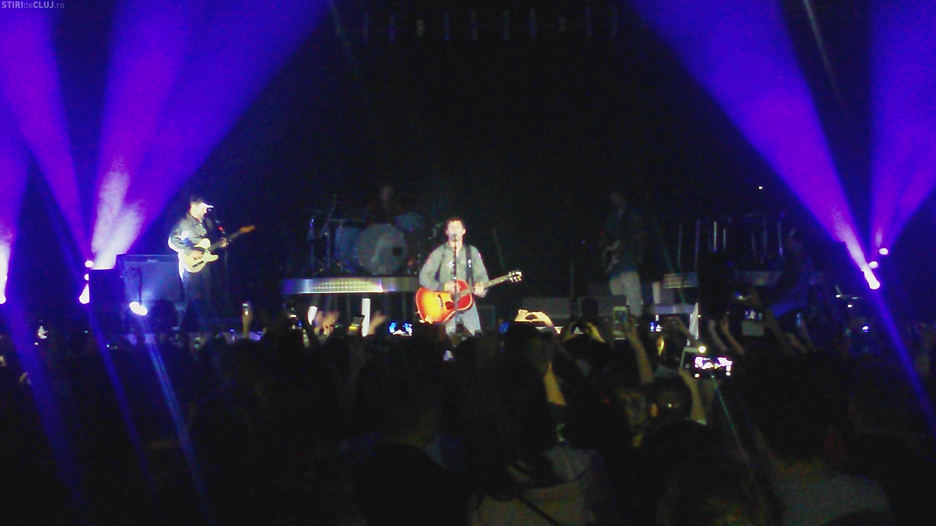 JAMES BLUNT a făcut SHOW la Cluj - VIDEO cu cele mei tari MOMENTE din concert