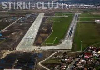 UTI a pus sechestru pe 8.000 de mp din parcarea de avioane de la Aeroportul Cluj
