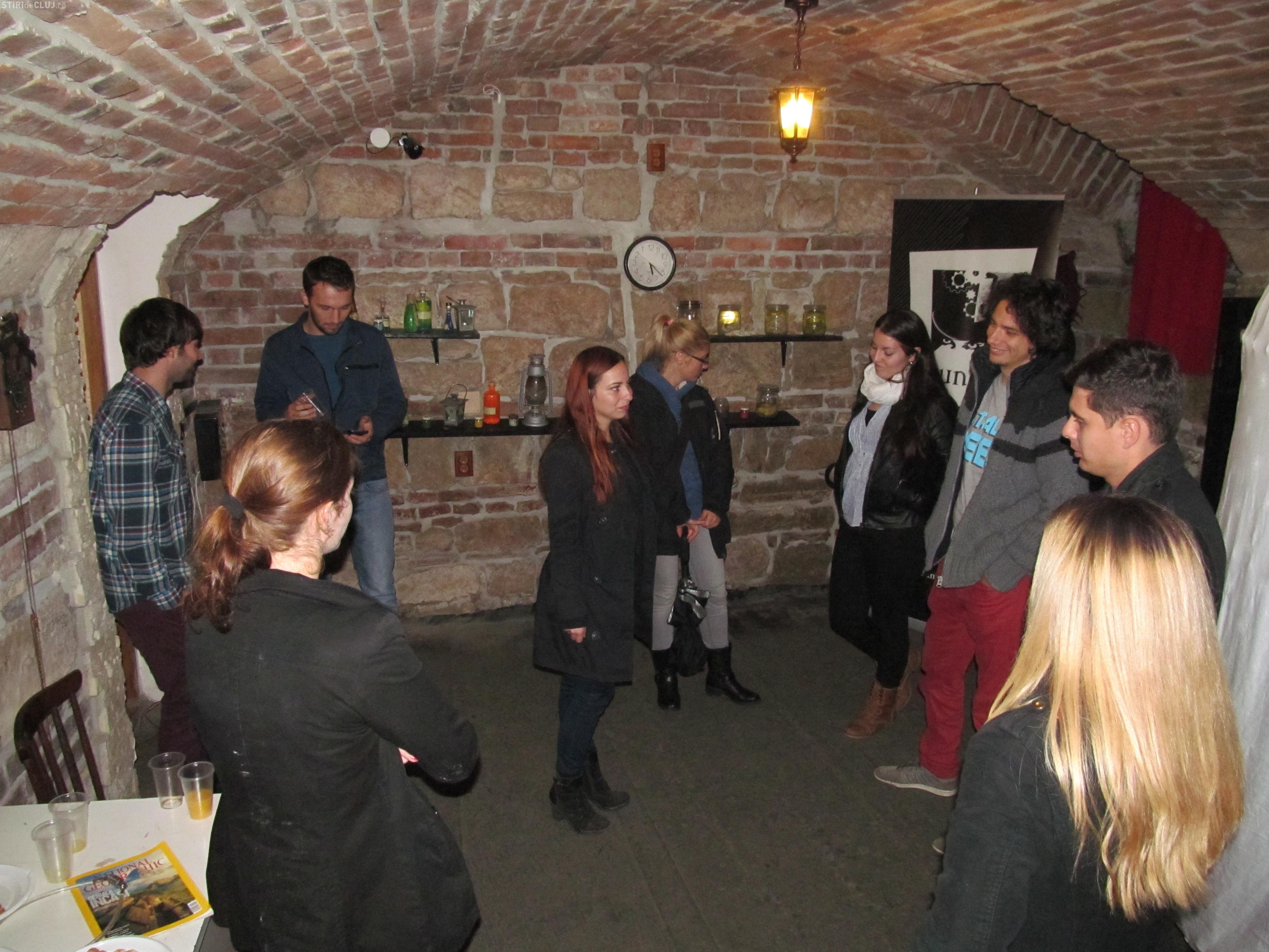 The Dungeon Cluj - jocul groazei, lansează o nouă provocare pentru clujeni și turiști