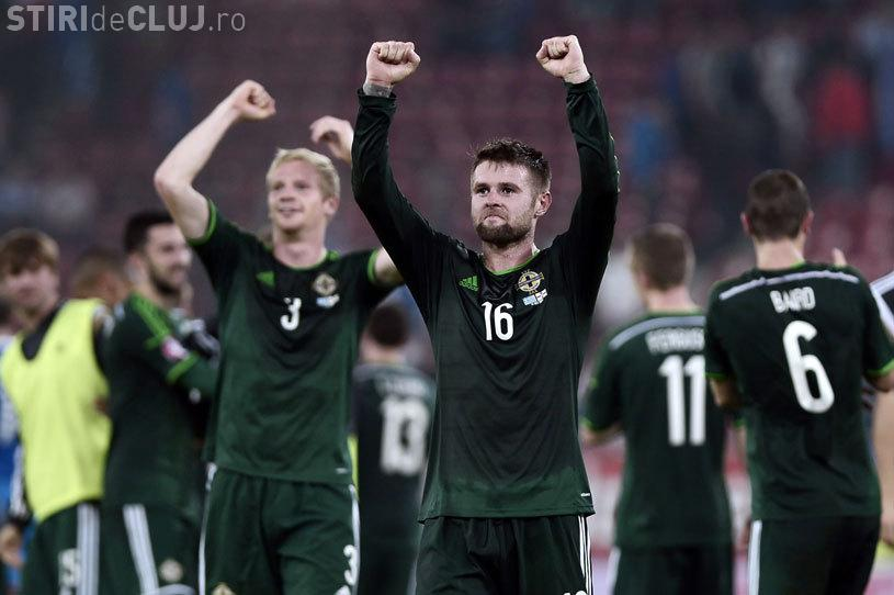BBC a anunțat lotul Irlandei de Nord pentru meciul cu România de vineri