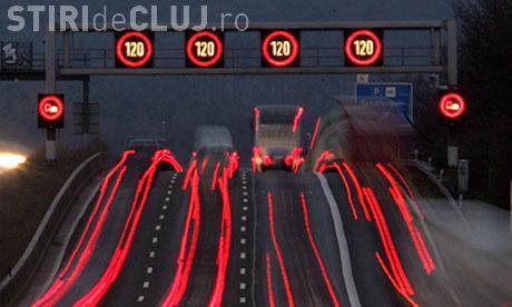 Când vor fi funcționale BENZILE REVERSIBILE din Florești? Un autobuz face 50 de minute până în DN 1