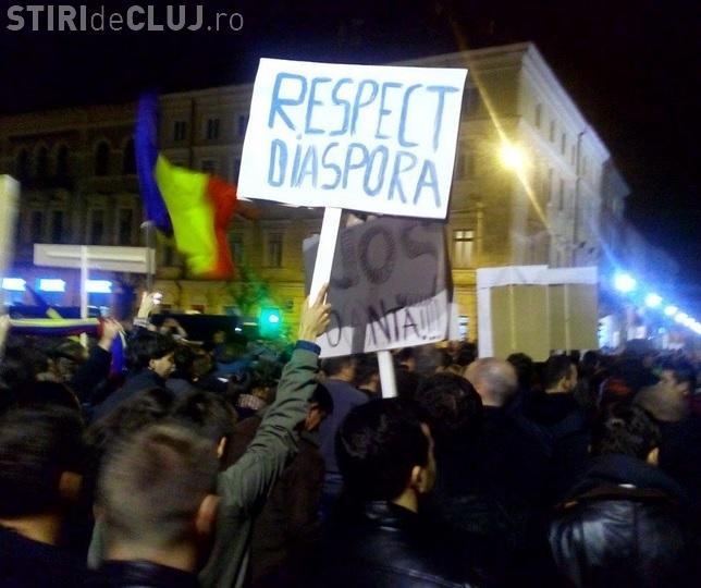 Marius Nicoară acuzat că a plătit la Cluj protestatarii ANTI Ponta. VIDEO - Ce răspunde senatorul?