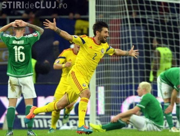 România - Irlanda de Nord 2-0 - REZUMAT VIDEO
