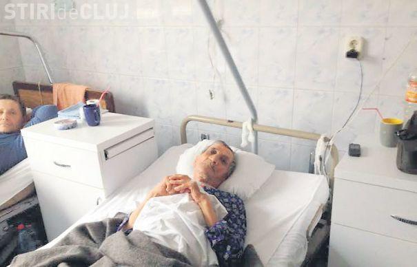 Bătrânul din Cluj care a stat 12 ore după Ambulanță nu este OPERAT pentru că se renovează spitalul