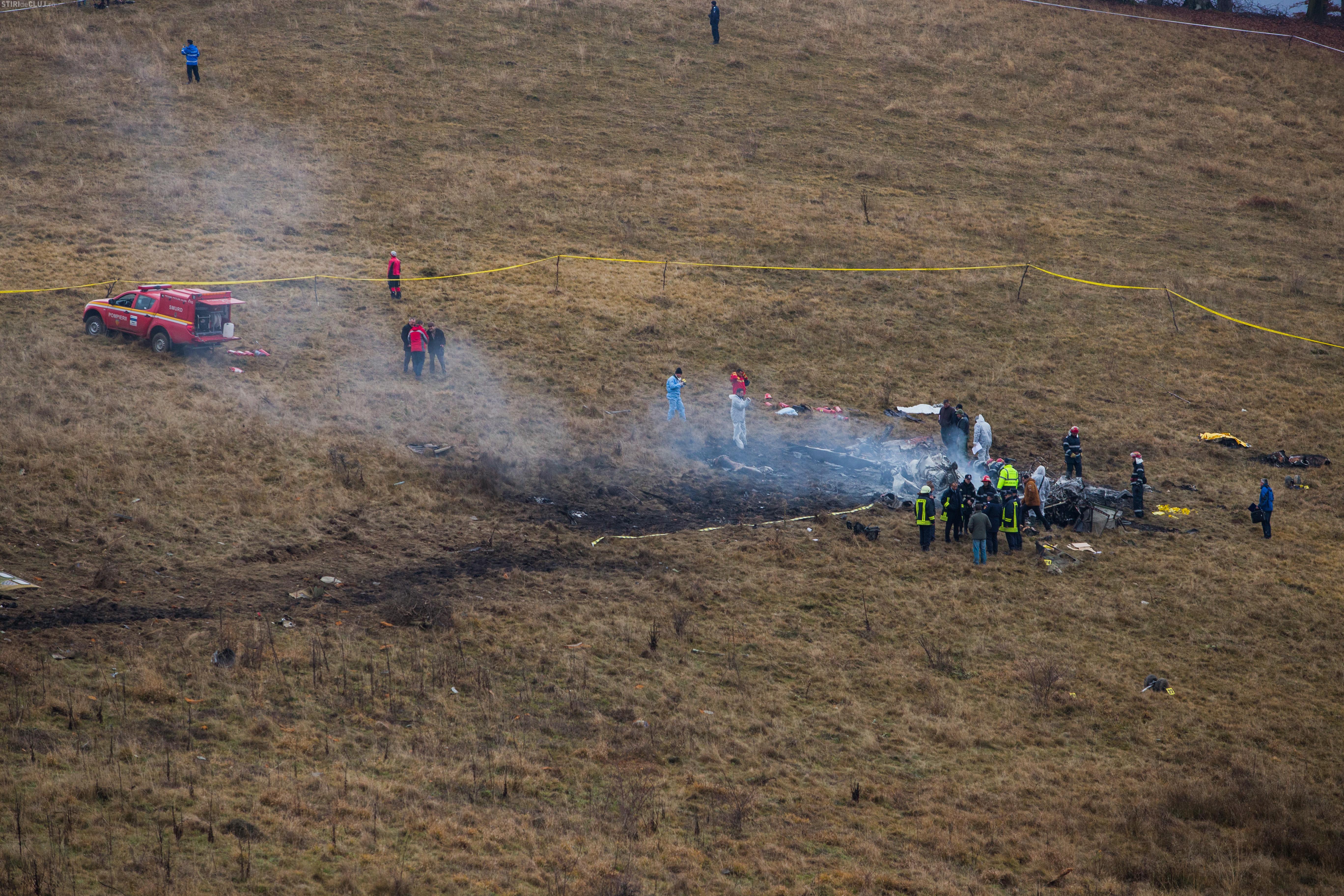 Clujenii sunt chemați să doneze sânge pentru PILOTUL Cornel Titiana, prăbușit cu elicopterul la Sibiu