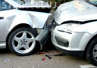 Accident cu două victime pe Tăietura Turcului! Pagubele sunt de 50.000 de lei