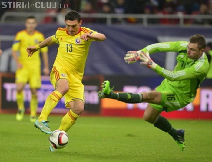 România - Danemarca 2-0 - REZUMAT VIDEO - Keșeru a reușit dubla