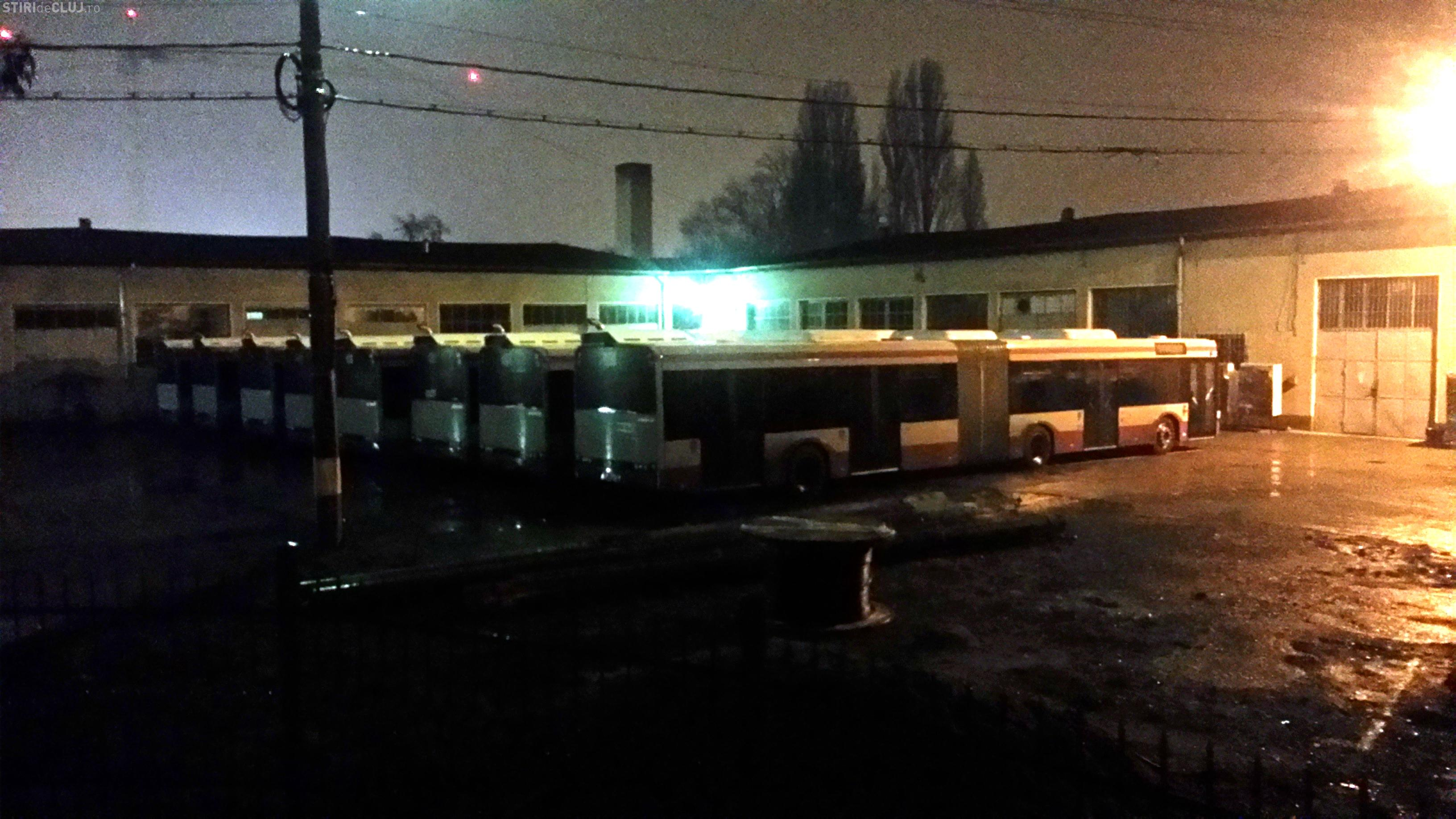 Autobuzele MOV sosesc la Cluj! Primele OPT sunt AICI deja - FOTO