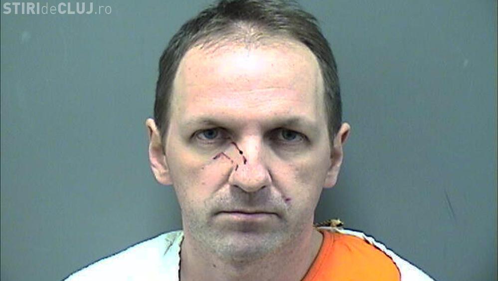 Cristian Loga-Negru, clujeanul care a îngrozit SUA. Și-a ucis soția cu toporul și cerea să fie OMORÂT pe loc