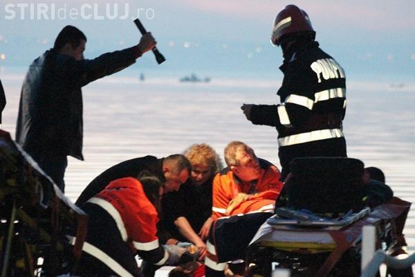 ELICOPTER SMURD PRĂBUȘIT la CONSTANȚA: Dacă eram anunţaţi, ajungeam în maximum 10 minute la elicopter