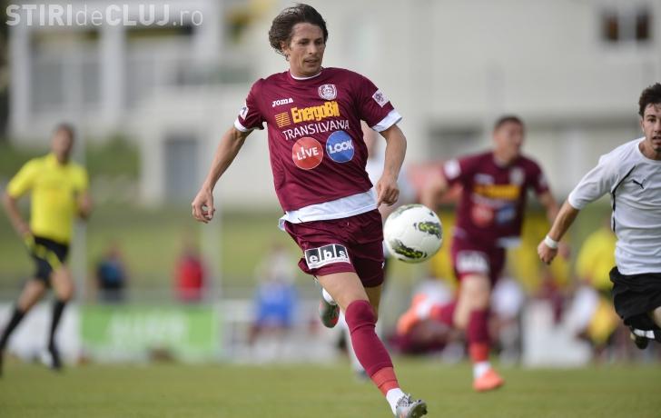 Ciprian Deac și-a ales echipa la care va juca. Vezi cât primește CFR Cluj pentru el