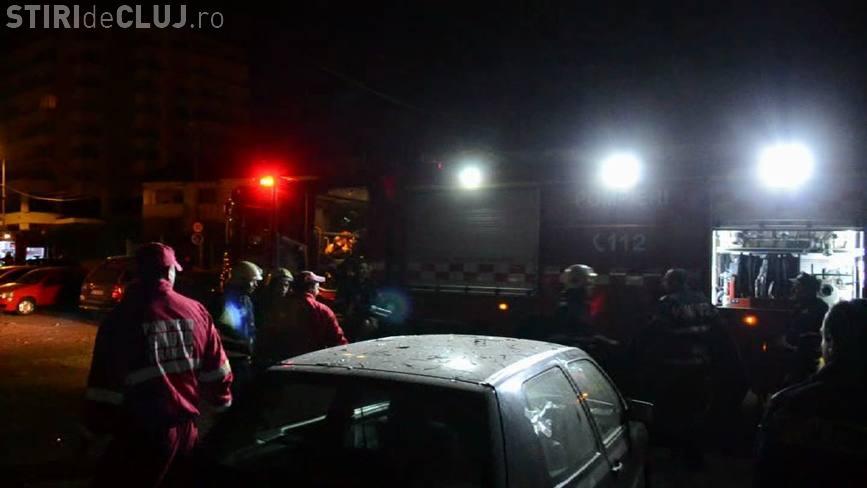 Accident în zona Oncos - Florești! Trei mașini s-au ciocnit. Un bebeluș de 10 luni între RĂNIȚI