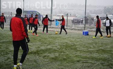 """""""U"""" Cluj pleacă în cantonament în Antalya. Vezi ce adversari vor avea"""