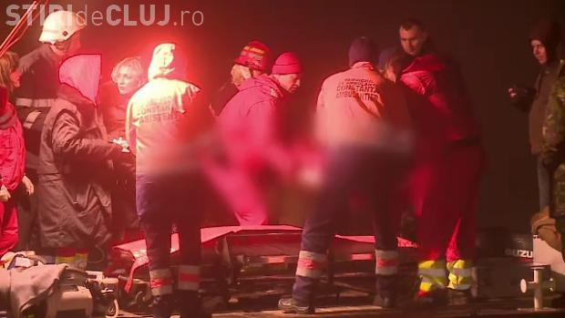 Intreg echipajul de pe elicopterul SMURD prăbușit în Constanța a murit