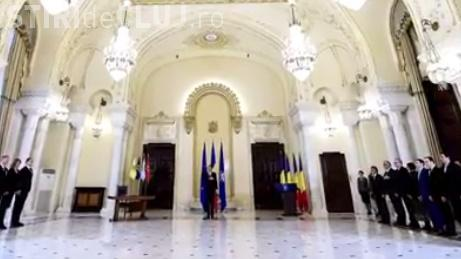 """Mesajul lui Iohannis la o lună de la preluarea mandatului: Am parcurs primii pași către """"România lucrului bine făcut"""""""