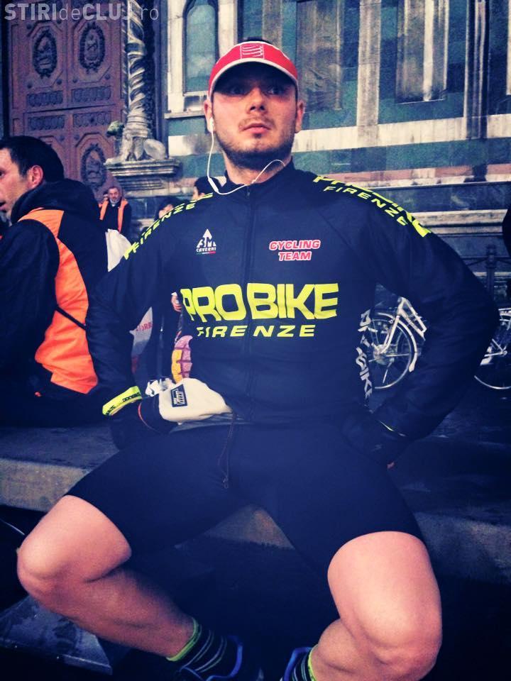 Record mondial la alergat pe scări la Salina Turda - VIDEO